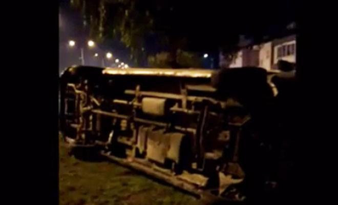 Lefkoşa'da trafik kazası: 1 ölü!