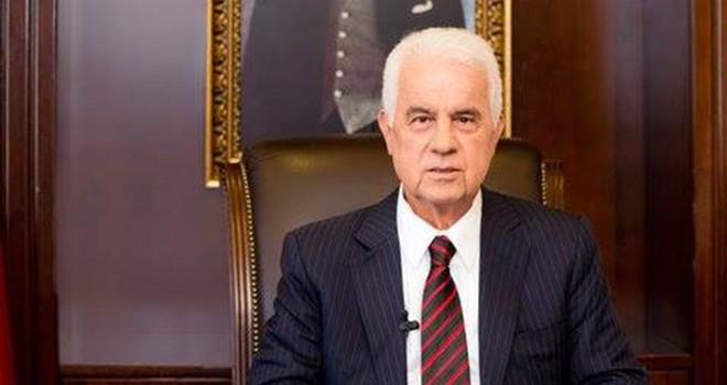 Üçüncü Cumhurbaşkanı Eroğlu mesaj yayımladı