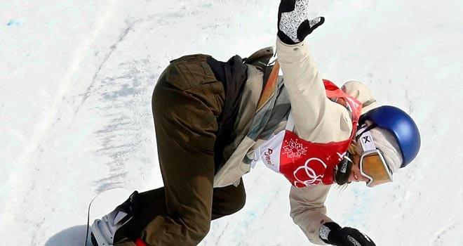 Snowboard'un kraliçesi Gasser