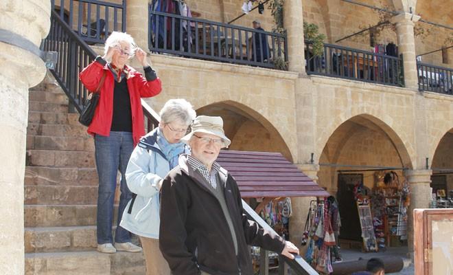 Turizm 2017'ye umutlu başladı