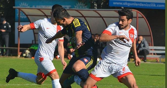 Ozanköy penaltılarla: 5-4