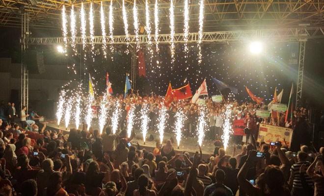 KKTC'yi Makedonya ve Bursa'da temsil ettiler