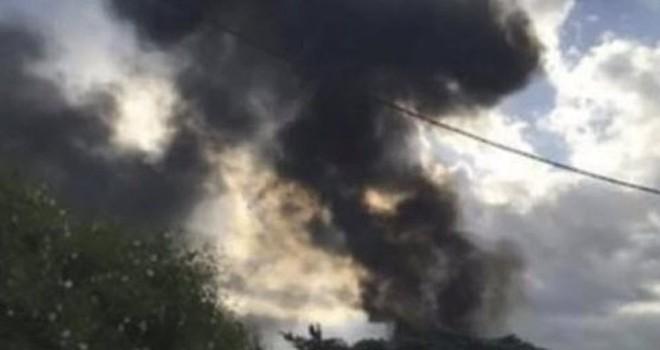 İdlib'de muhalifler savaşı Rus savaş uçağı düşürdü