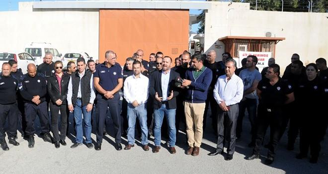 Merkezi Cezaevi'nde tam gün grev