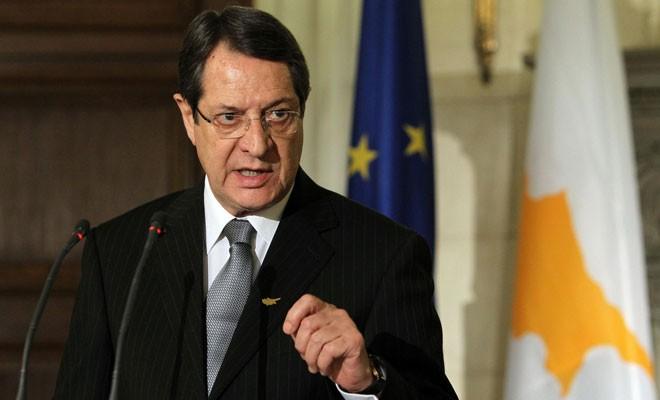 Anastasiadis: Türkiye ilk kez sorumluluklarıyla karşı karşıya