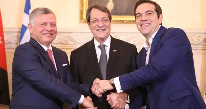 """""""Yunanistan'ın da katılımıyla üçlü zirve"""" tartışmaları başladı"""