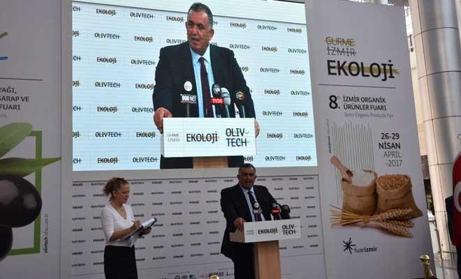 Çavuşoğlu: Organik tarım KKTC'de ön planda