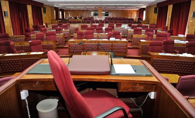 Meclis'in gündemi üniversite öğrencileri
