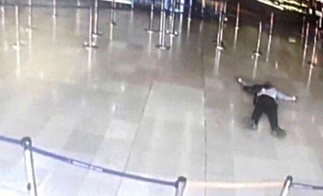 Havaalanı saldırganı sabıkalıydı