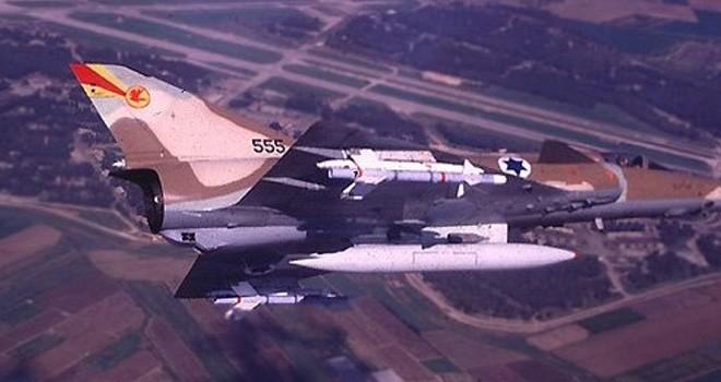 Güney Kıbrıs İsrail hava kuvvetlerinin seminerine katılacak