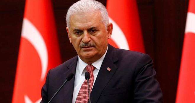 Yıldırım: Faillerin PKK sempatizanı olduğu yönünde polisin kayıtları var