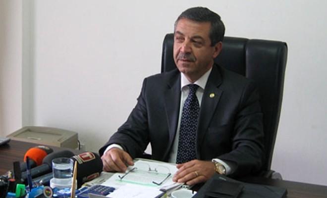 Dışişleri Bakanı Ertuğruloğlu terör saldırılarını kınadı