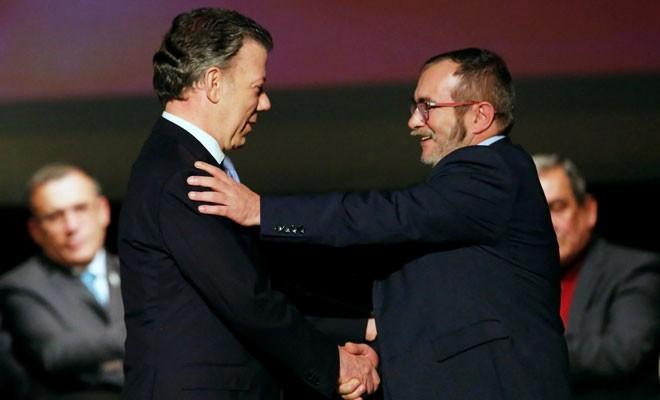 FARC tüm silahları 150 gün içinde teslim edecek