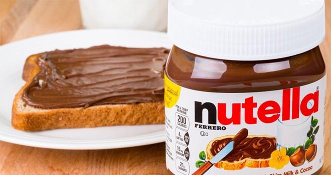 Nutella'dan Türkiye kararı