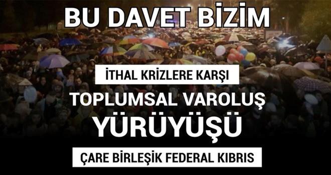 Basın-Sen'den Toplumsal Varoluş Yürüyüşü'ne davet