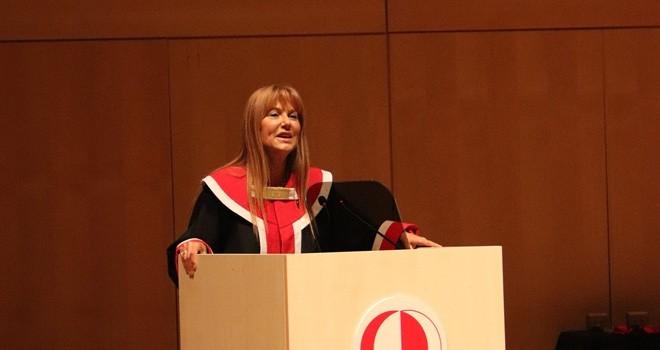 ODTÜ Kıbrıs'ta, yeni akademik yıl törenle başladı