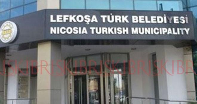 Lefkoşa'da altyapı çalışmaları devam ediyor