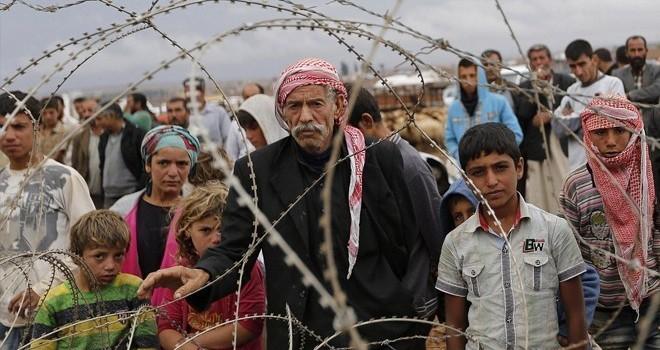 Güneye 2 bin 211 siyasi sığınma başvurusu