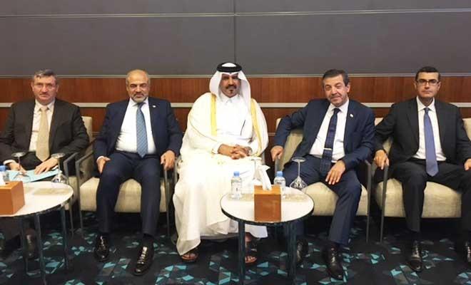 Katar'da gündem ticaret ve turizm