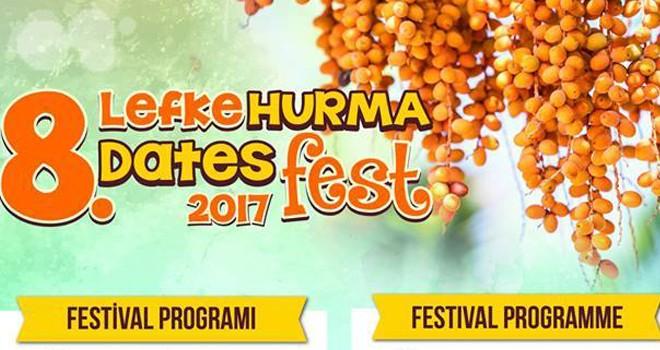 Hurma Festivali Pazar günü yapılacak