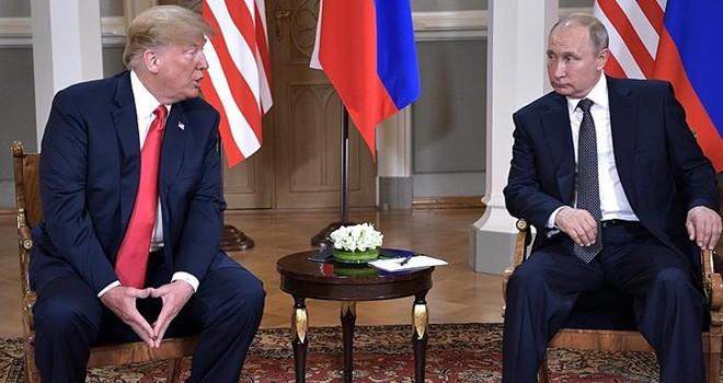 Trump, G20'de Putin'le yapacağı görüşmeyi iptal edebilir