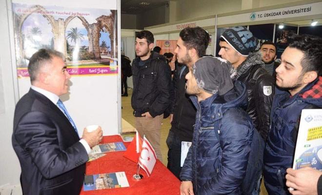 Üniversiteler Mersin ve Adana'da tanıtıldı
