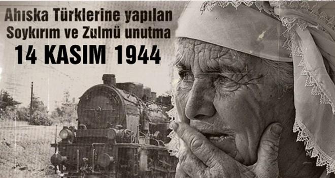 Uygun: Ahıska Türkleri stratejik sebeplerden dolayı sürgün edilmiştir