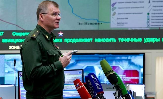Rusya: Suriye'de 7 IŞİD komutanını öldürdük