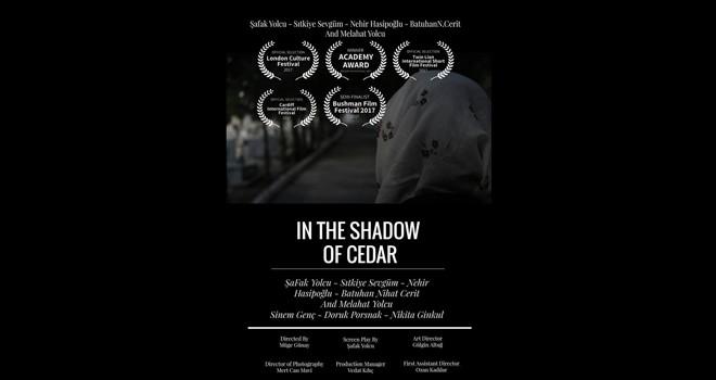 """""""Sedirin Gölgesinde"""", Bushman Film Festivali'nde yarı finalist"""