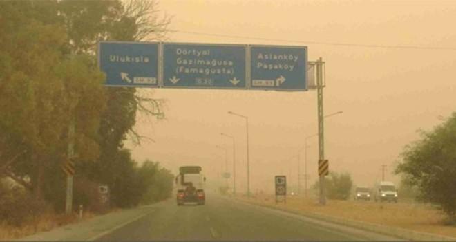 Hava kirliliği yarın gece yarısına kadar sürecek