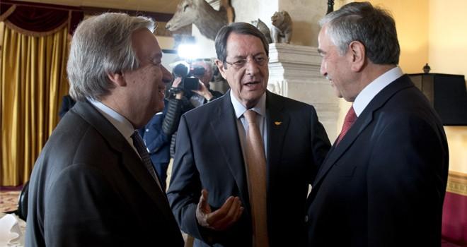 Kıbrıs Sorunu için yeni tarih: Eylül 2018