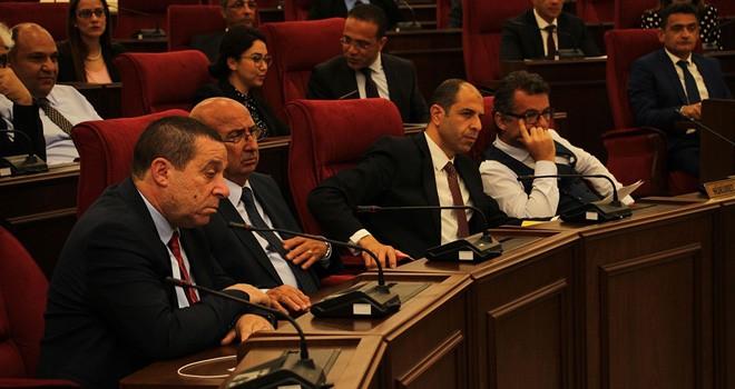 Seçim ve Halkoylaması (Geçici Kurallar) yasa tasarısı oy çokluğuyla kabul edildi
