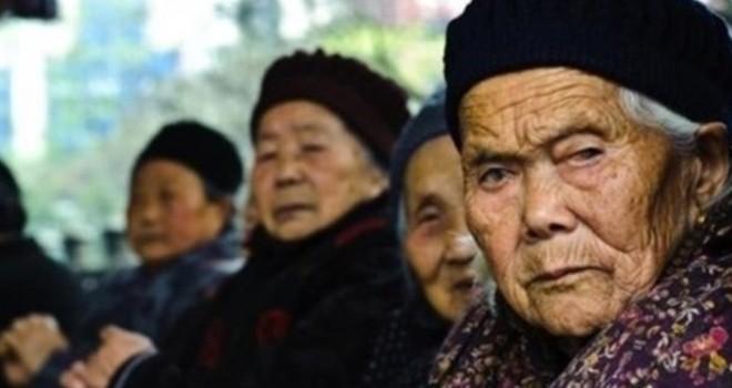 Çin'de yaşlı nüfus 241 milyona ulaştı