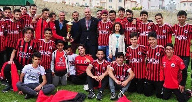 Bölgesel Lig'de ilk şampiyon Hamitköy