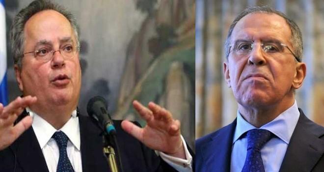 Kocias ile Lavrov Kıbrıs sorununu görüştü
