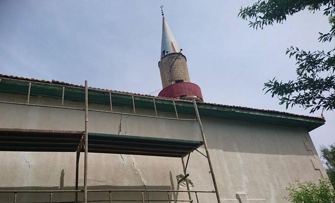 Aynikola ve Aydın'daki camiler koruma altında