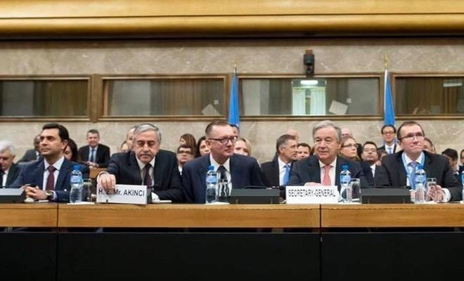Guterres: İki toplumlu, iki bölgeli, federal bir yapı oluşmasına çok yaklaştık