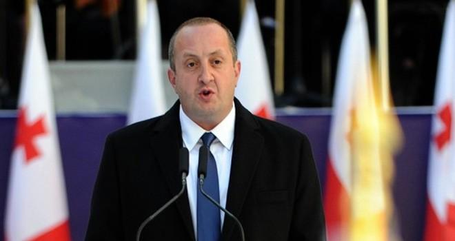 Margvelaşvili'den Putin'e tepki