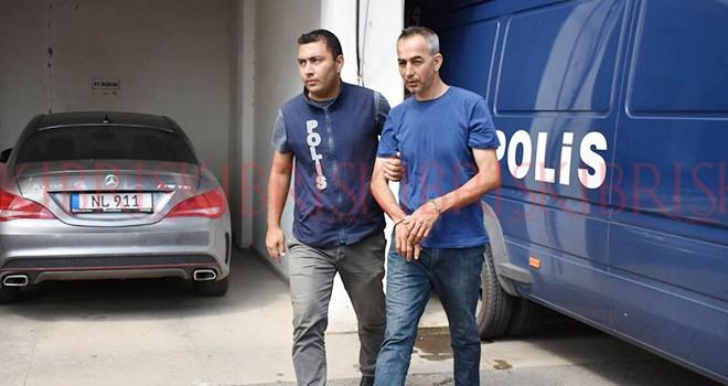 Barkotsuz et satan  da alan da tutuklandı