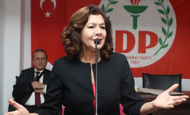 DP Genel Sekreteri Afet Özcafer