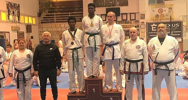 Taekwondoda hafta sonu mesaisi