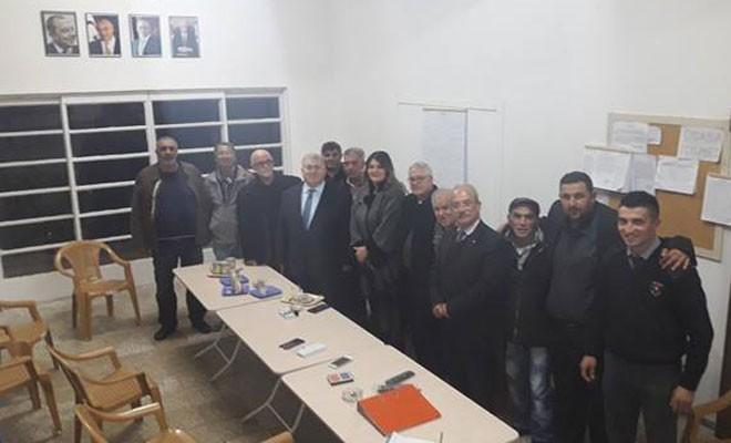 TKP Yeni Güçler Pınarlı'da örgüt kurdu