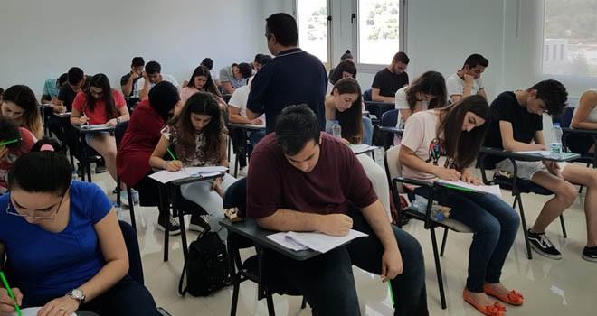 GAÜ'nün burs sıralama sınavı 12 Eylül'de