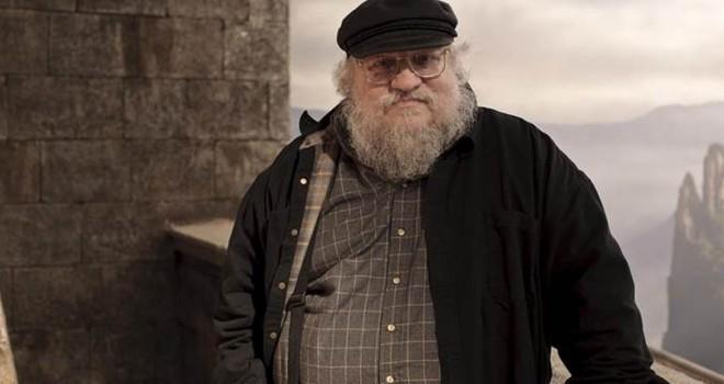 """""""Game Of Thrones"""" yazarının bir kitabı daha dizi oluyor"""