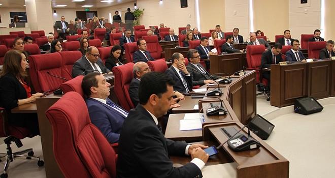 Müşavirlikle ilgili iki tasarı Meclis'te onaylandı