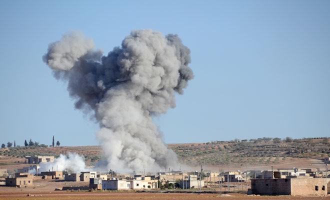 Fırat Kalkanı'nda 36 IŞİD'li etkisiz hale getirildi