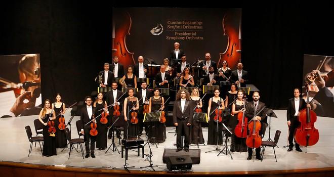 CSO Sonbahar Konseriyle 27 Kasım'da Lefke'de