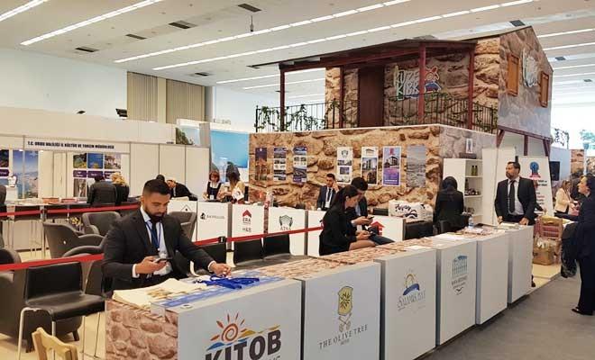 """KKTC """"Travel Expo Ankara 2017 Fuarı""""nın onur konuğu"""