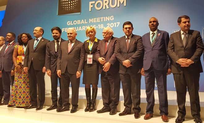 KKTC Dünya Turizm Forumu'nda