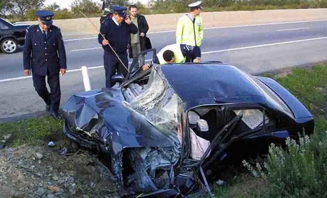 Güney Kıbrıs'ta trafik ölümleri yüzde 23 azaldı
